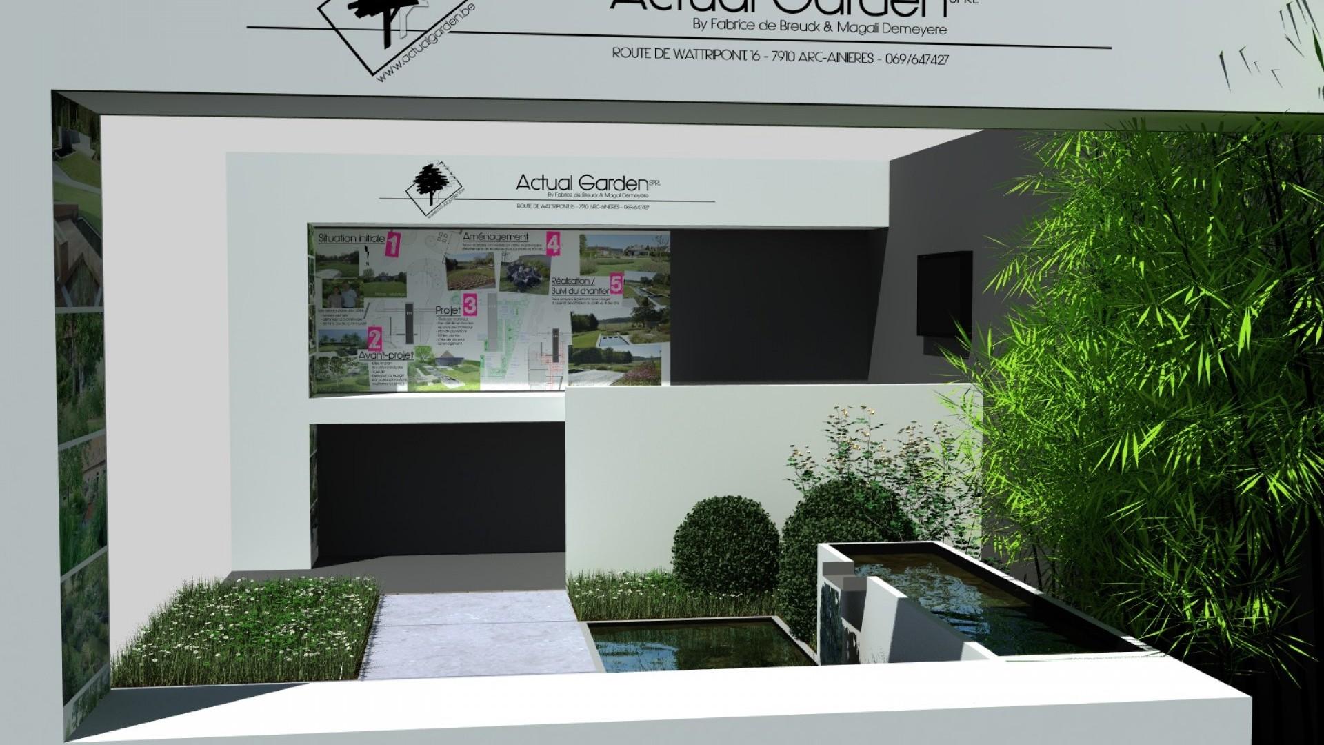 DECO-JARDIN 2018 - Actual Garden